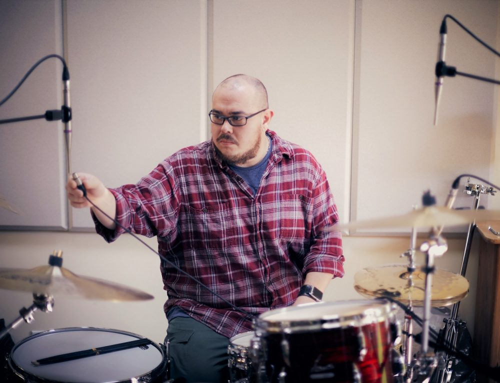 In the Studio: Recording Drums with Robin DiMaggio & Julian Chan
